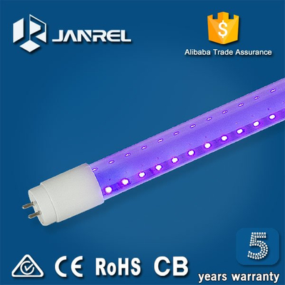 LED T8 UV Ultraviolet Tube Light